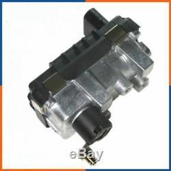 Turbo Actuator Wastegate pour Mercedes Benz, Jeep, Dodge, 757608-1, 757608-2