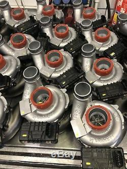 Turbo Mercedes C G320 E320 ML280 CLS320 R280 GL350 CDI Prüfstand-getestet