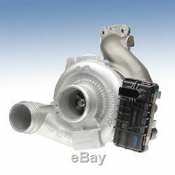 Turbo Mercedes Sprinter Viano Vito 3.0 Cdi A6420901880 757608- avec Joint