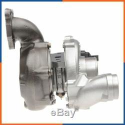 Turbo Turbocompresseur pour Chrysler 300 C 3.0 CRD 218cv 765155-0007, 743507-9