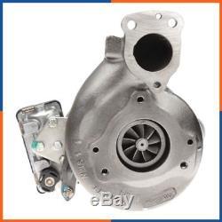 Turbo Turbocompresseur pour Jeep Commander 3.0 CRD 4x4 218cv 743507-0009