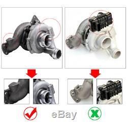 Turbo pour Mercedes c320 c350 cls320 e280 e320 gl320 ml280 r280 Sprinter Viano