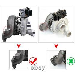 Turbocharger a6420900280 pour MERCEDES-BENZ CLASSE E (w211) E 280 CDI Turbo
