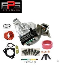 Turbocompresseur Mercedes C320 G320 E320 ML280 CLS320 R280 GL350 Cdi 165kW