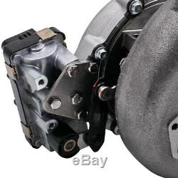 Turbocompresseur Turbo pour Mercedes om642 w251 w164 320 CDI a6420901480