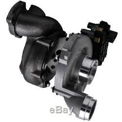 Turbocompresseur pour Mercedes 320 CDI C E R ML GL 165 KW 224 PS 765155 om642