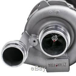 Turbocompresseur pour Mercedes 3.0 V6 225 HP 757608-1,765155-1, A6420901480