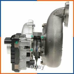 Turbocompresseur pour Mercedes-Benz 6420900280, A6420900280, A6420901880