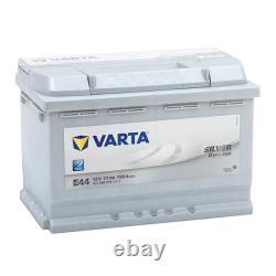VARTA Batterie de démarrage FUSSRAUM pour VW Golf IV Schrägheck (1J1)